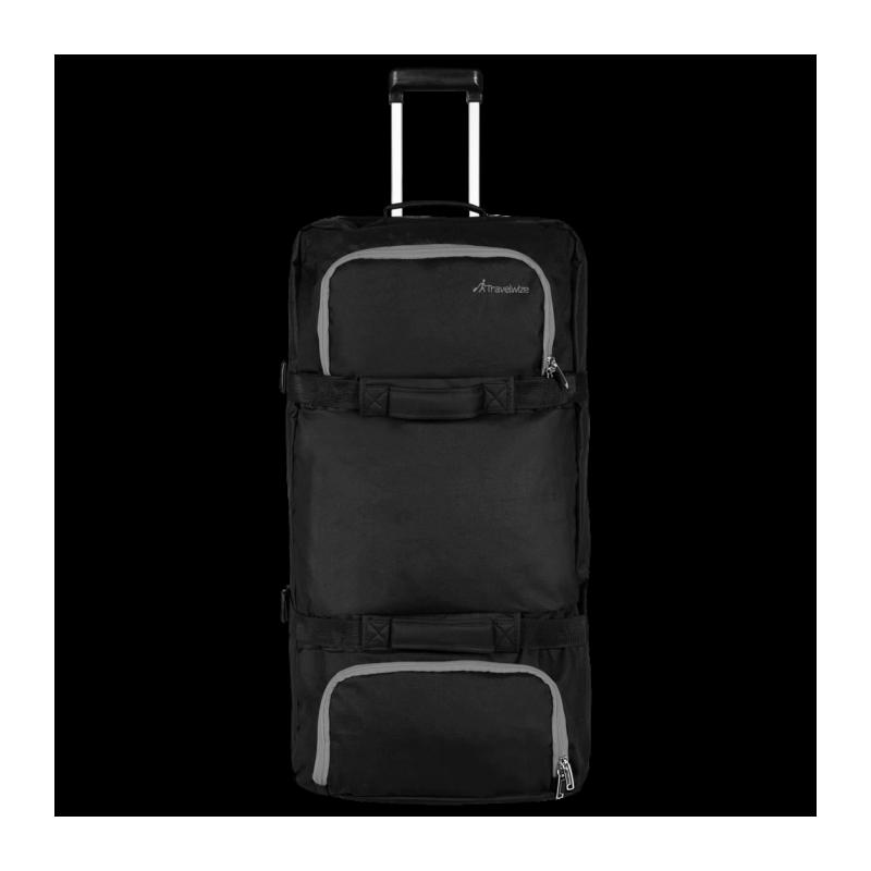 Travelwize Andy Sandwich Duffle 120L Blk/Dk Grey