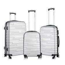 Travelwize Alto Hard Case 70cm Silver