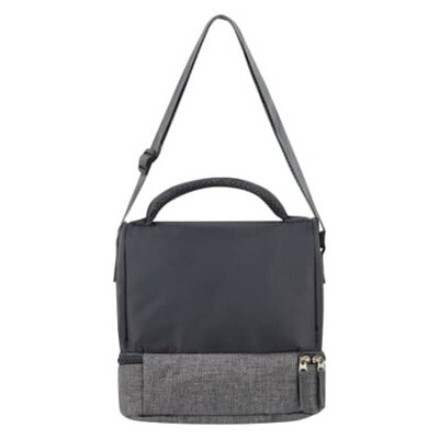 Quest Primo Lunch Bag � Grey/Charcoal