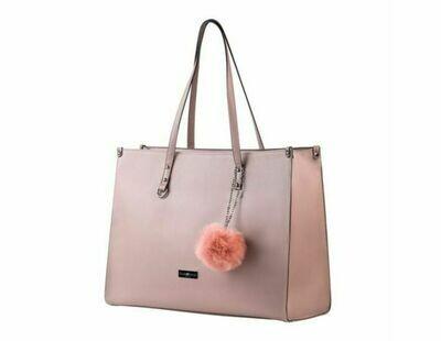 SupaNova Pompom Ladies Laptop Bag