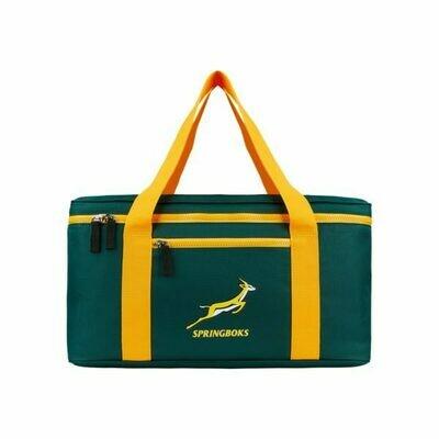 Springbok Tailgate 21L Cooler Bag Green/Gold