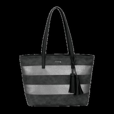 Supanova Tassles Ladies Laptop Bag Blk