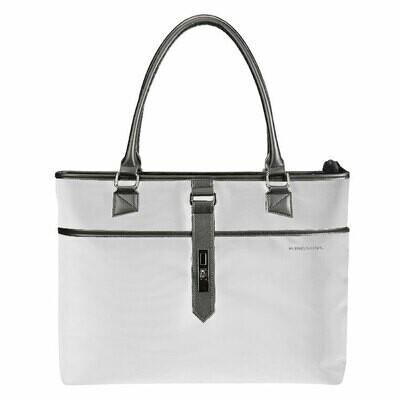 """Kingsons 15.6"""" Ladies bag Bella Series - GREY"""
