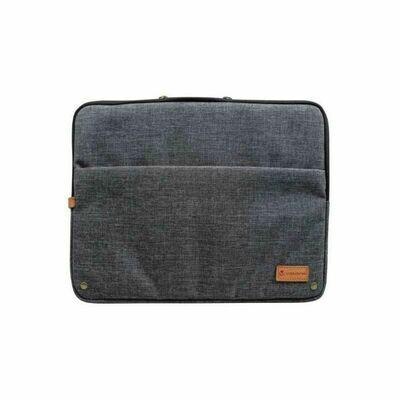 """Volkano Premier series 14.1"""" Laptop sleeve Black"""