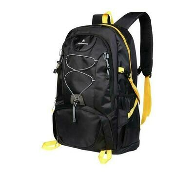 Volkano Clarence Day Pack 40L Blk/Yell