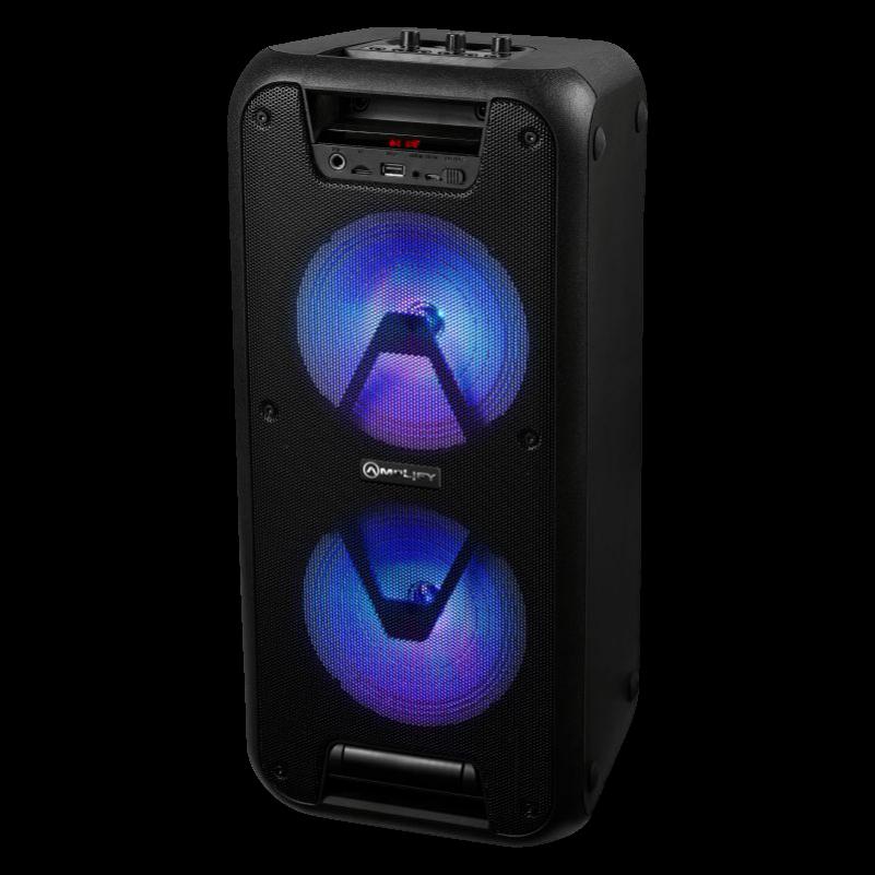 "Amplify Olympus Series Dual 6.5"" Speaker with Mic"