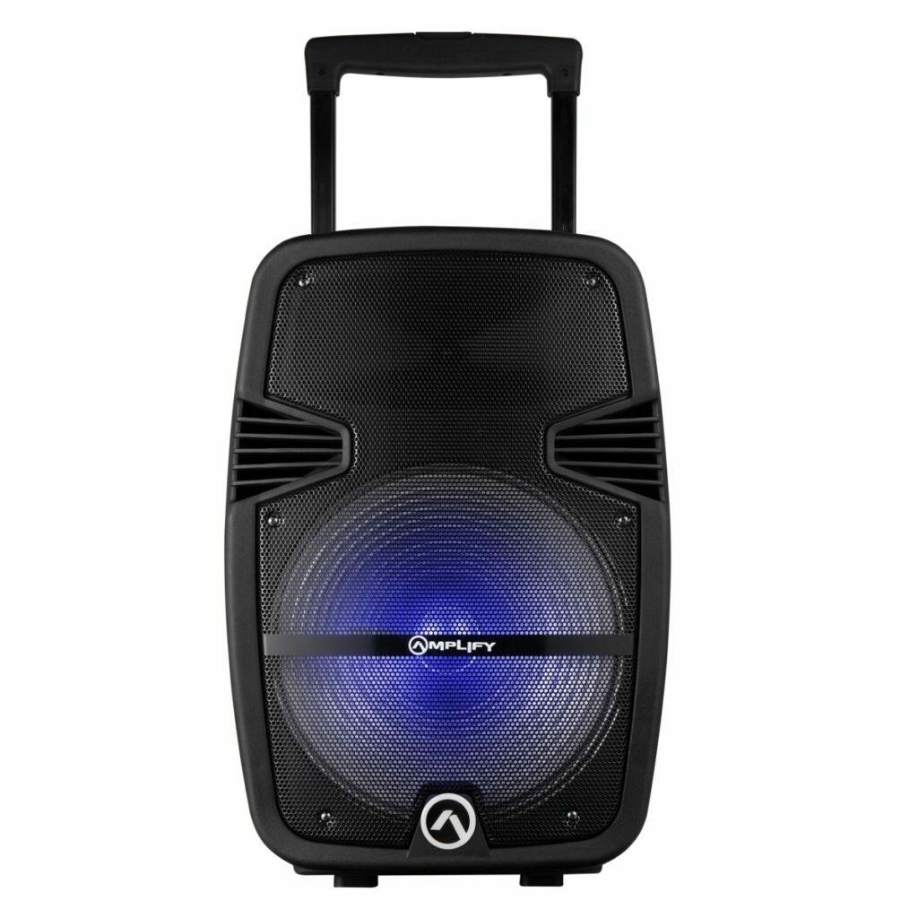 "Amplify Gladiator 15 Series 15"" Bluetooth Trolley Speaker"
