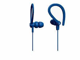 Pro Bass Fleet Series Earphones - Blue