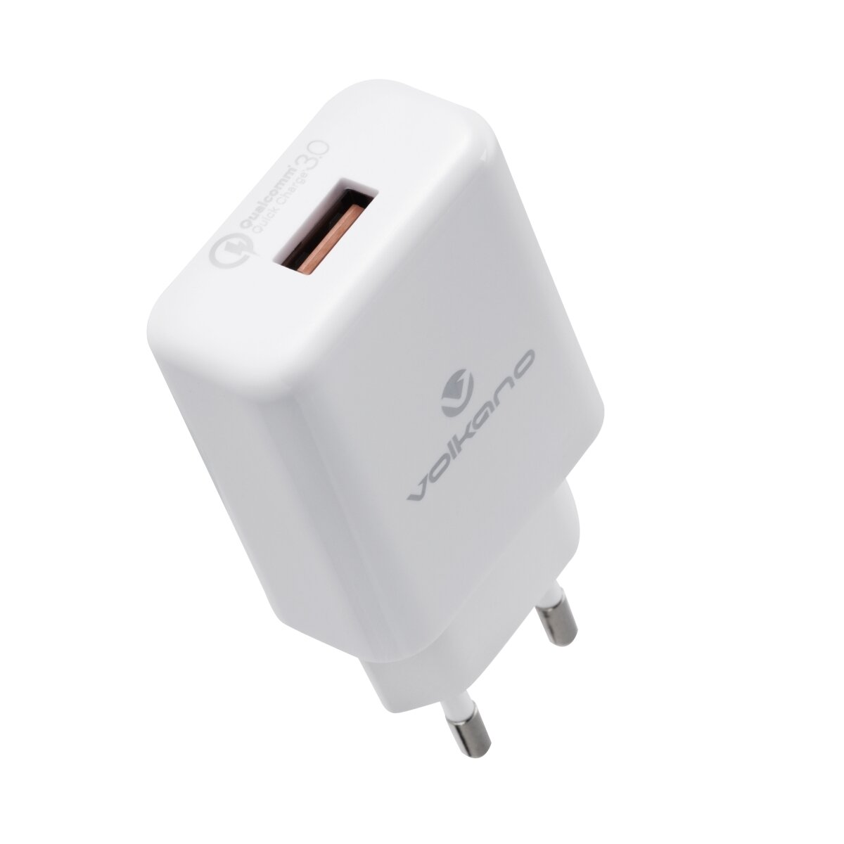 Volkano Electro series Q.C. 3.0 Quick charge charger