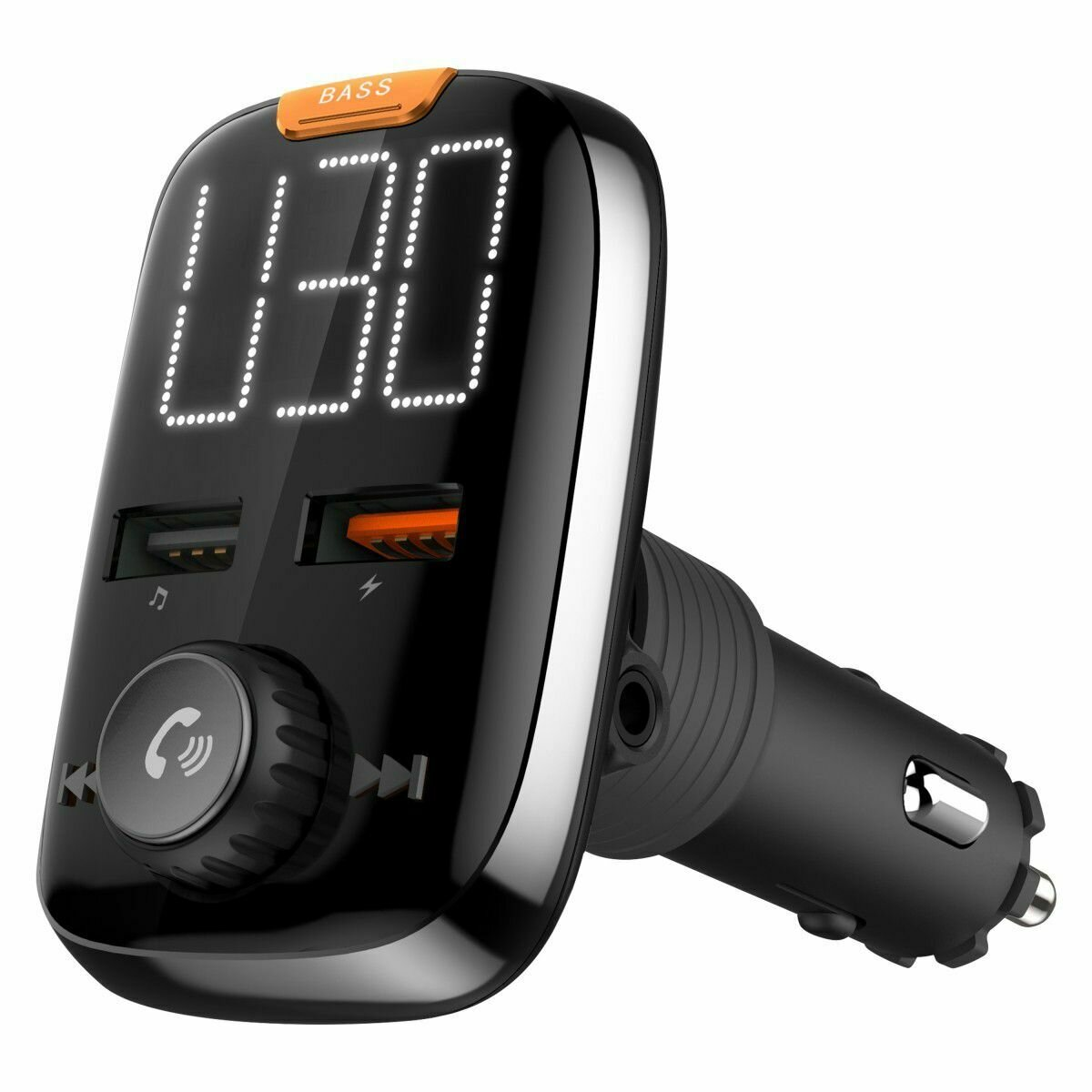 VolkanoTurboCharger Series Bluetooth Car Modulator & Charger
