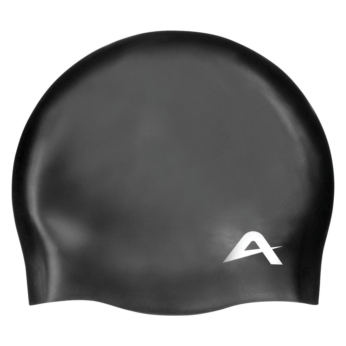 Volkano Active Dive Series Swimming Cap (Black)