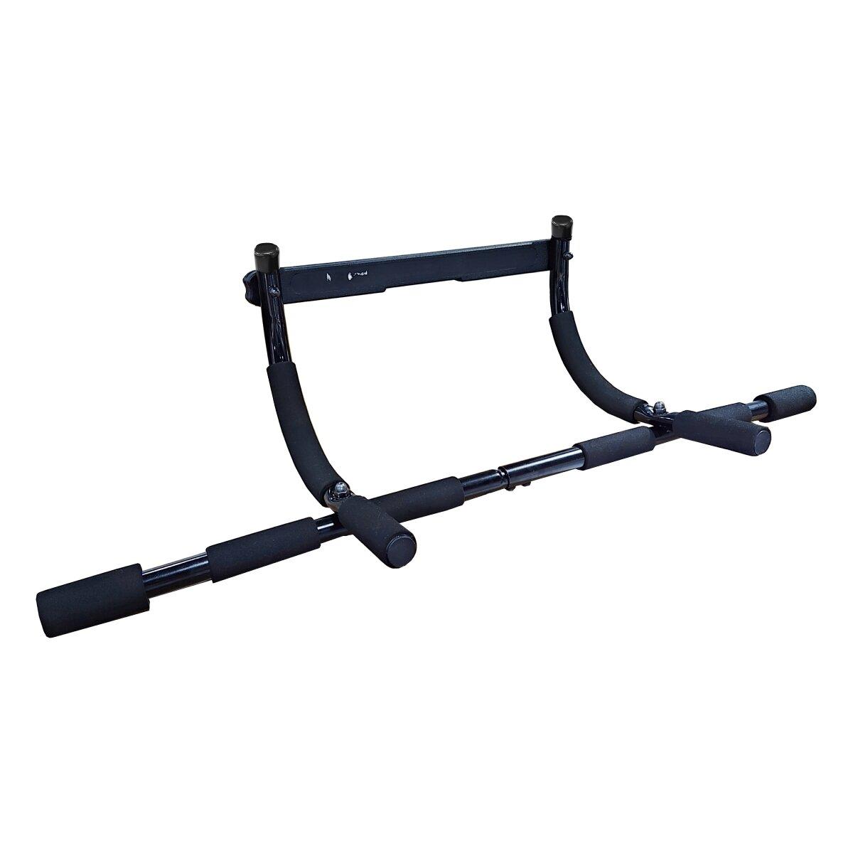 Volkano Active Doorway Chin-Up Bar - Black