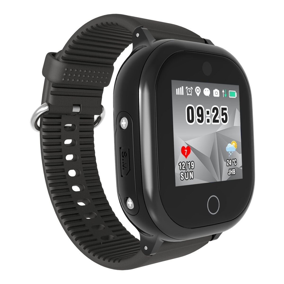 Volkano Find Me Pro Seriew GPS Tracking Watch with camera