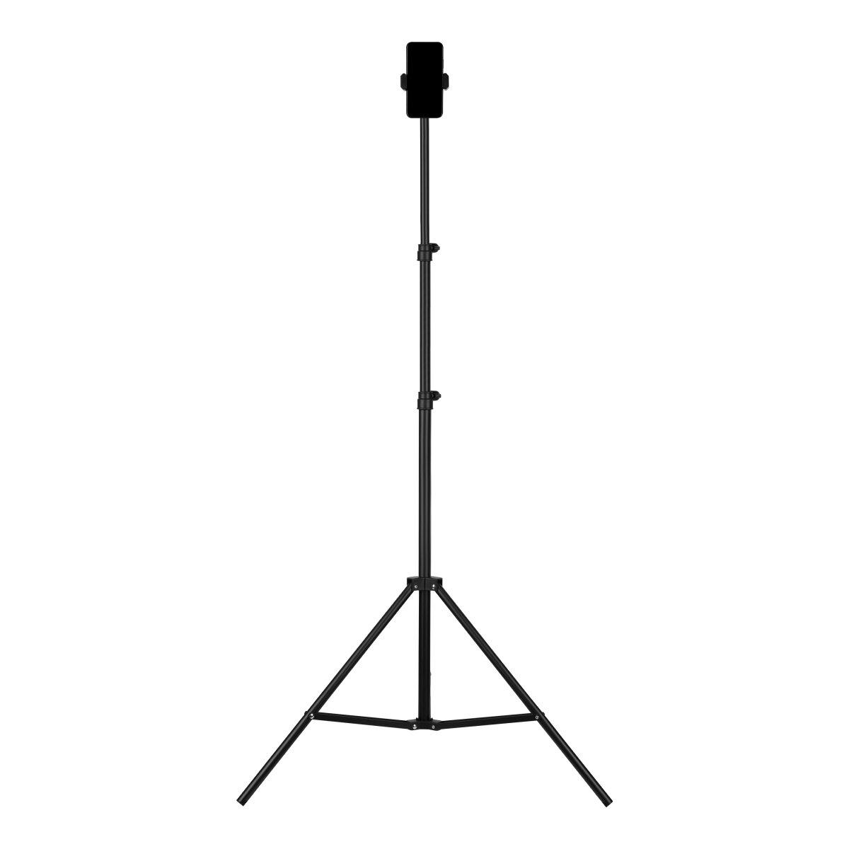 Volkano Insta series Floor Standing phone tripod (up to 2.1 meters height)