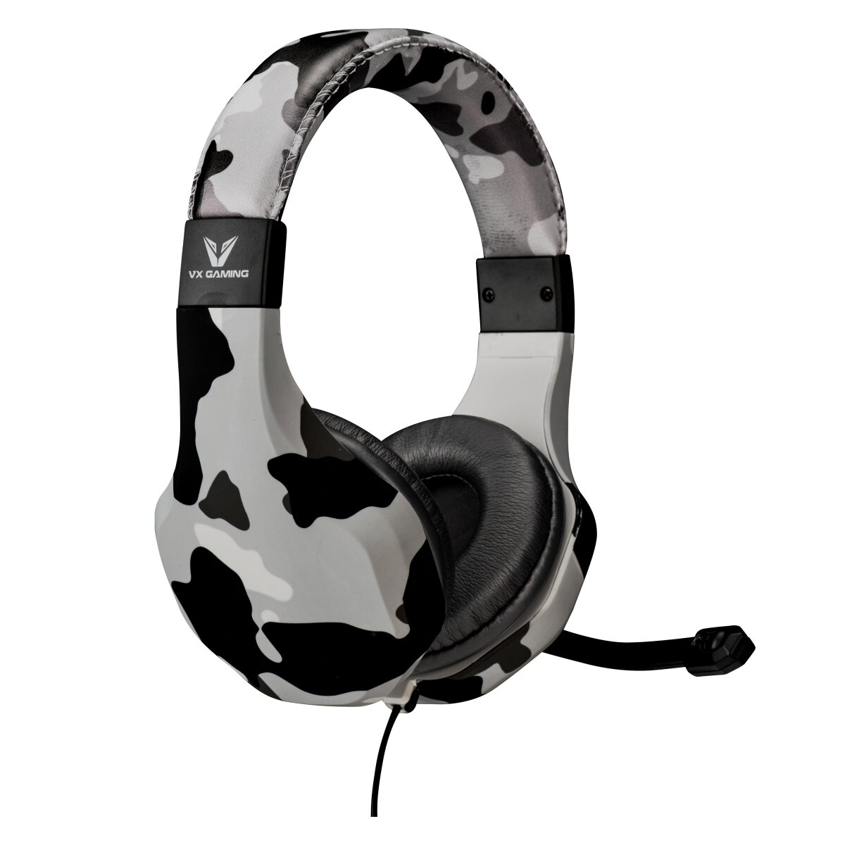 VX Gaming Camo series 5 in 1 Gaming Headphone for PS3/PS4/XB1/PC and Mobile