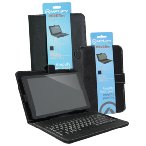"""Amplify 7"""" tablet cover with Keyboard"""