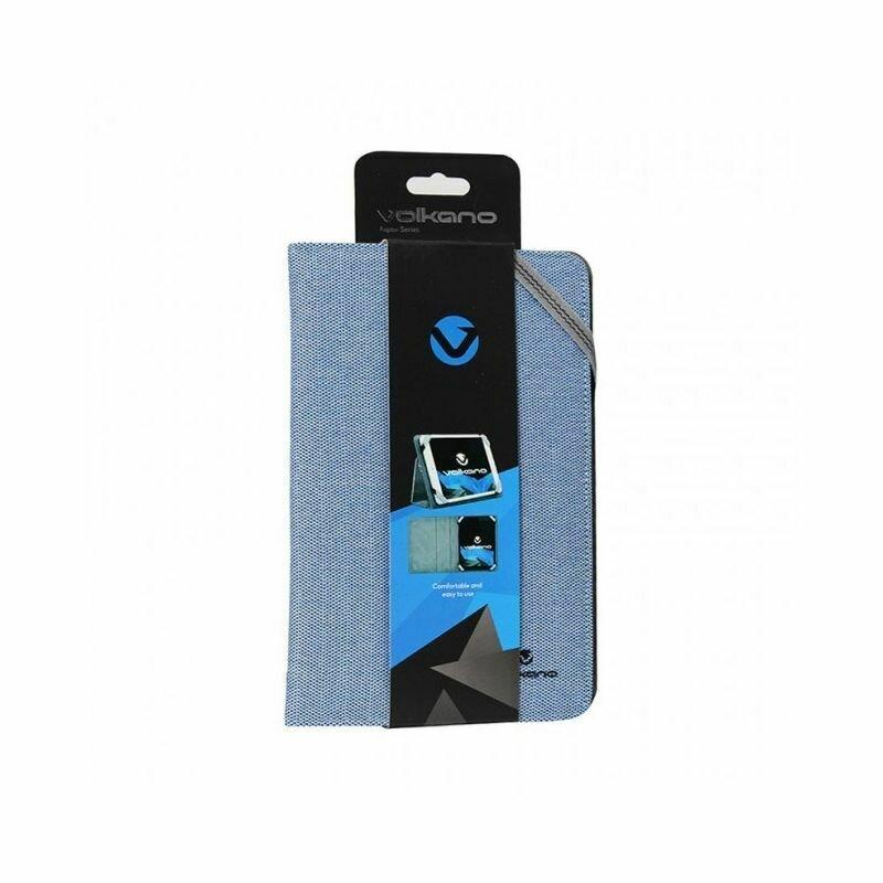 "Volkano Tablet 7"" cover Raptor Series Blue"