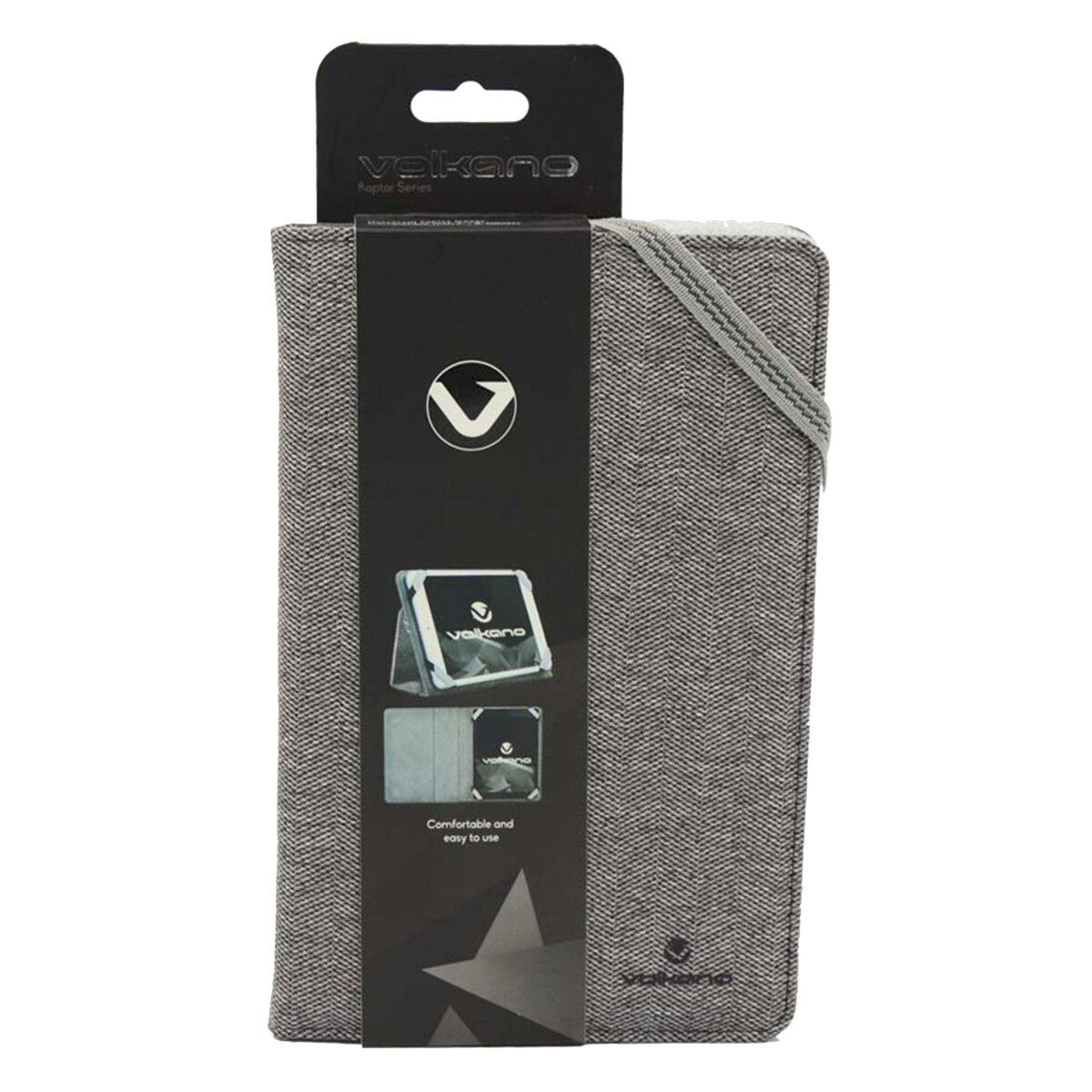"Volkano Tablet 7"" cover Raptor Series Grey"