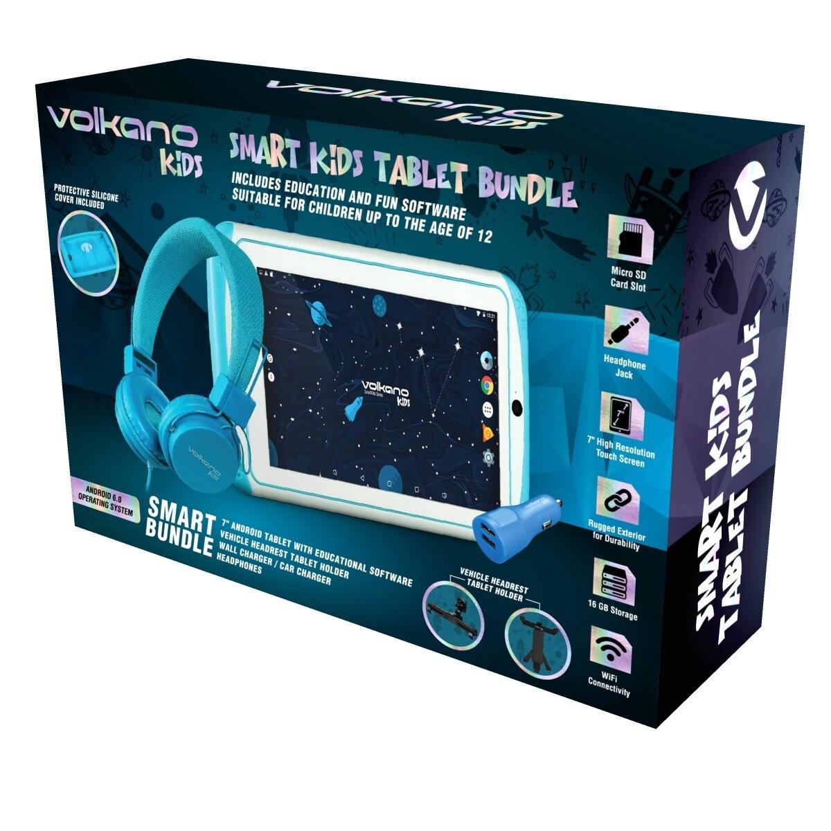 Volkano Kids Smart Kids tablet bundle