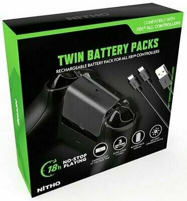 Nitho XB1 Twin Battery Packs