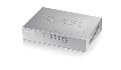 ZYXEL ES-105A V3 5-Port Desktop 10/100 Fast Ethernet Switch