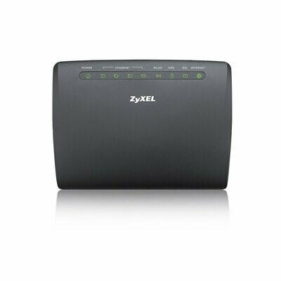 ZYXEL AMG1302-T11C Wireless N ADSL2+ 4-port Gateway