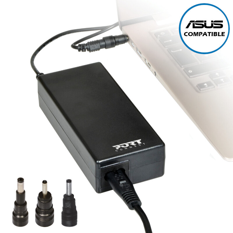 Port Connect 65W Notebook Adapter Asus