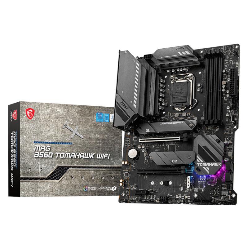MSI LGA1200 B560 4XDDR4 3XM.2 WIFI