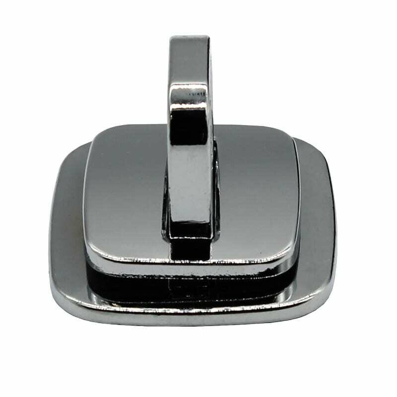 GIZZU Laptop Lock Plate - Screws+3M sticker included