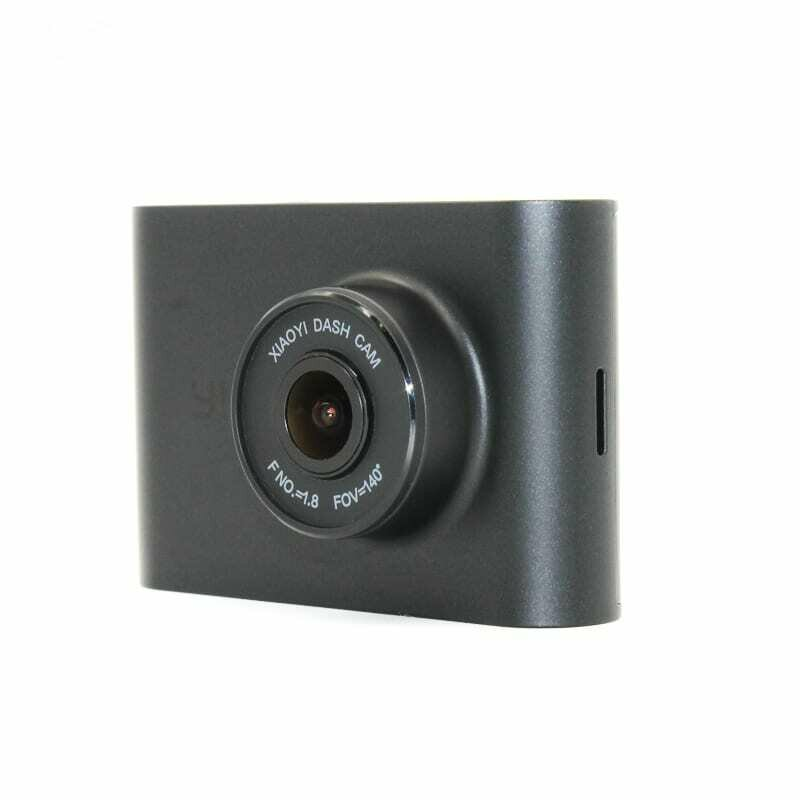 Yi IP Dash Camera 1080P 140 - Black