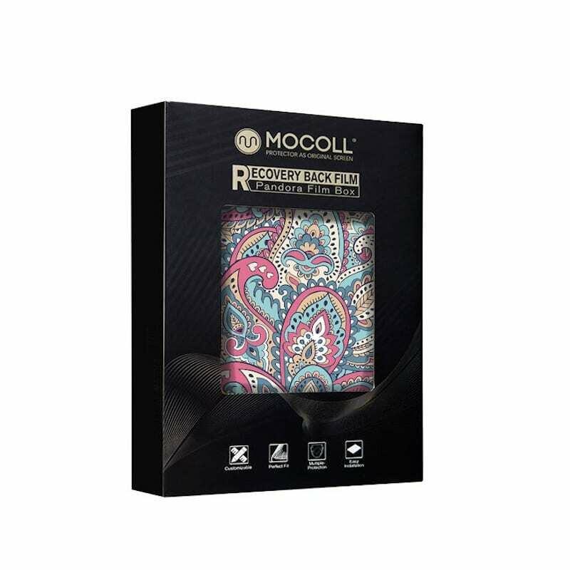 Mocoll Bohemian Texture Design 8 Back Film - 20pcs/Box