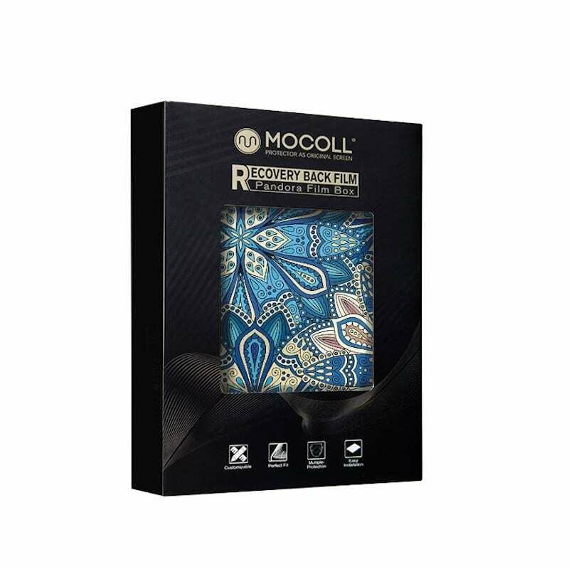 Mocoll Bohemian Texture Design 28 Back Film - 20pcs/Box