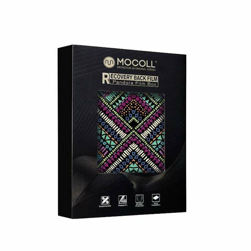 Mocoll Bohemian Texture Design 29 Back Film - 20pcs/Box