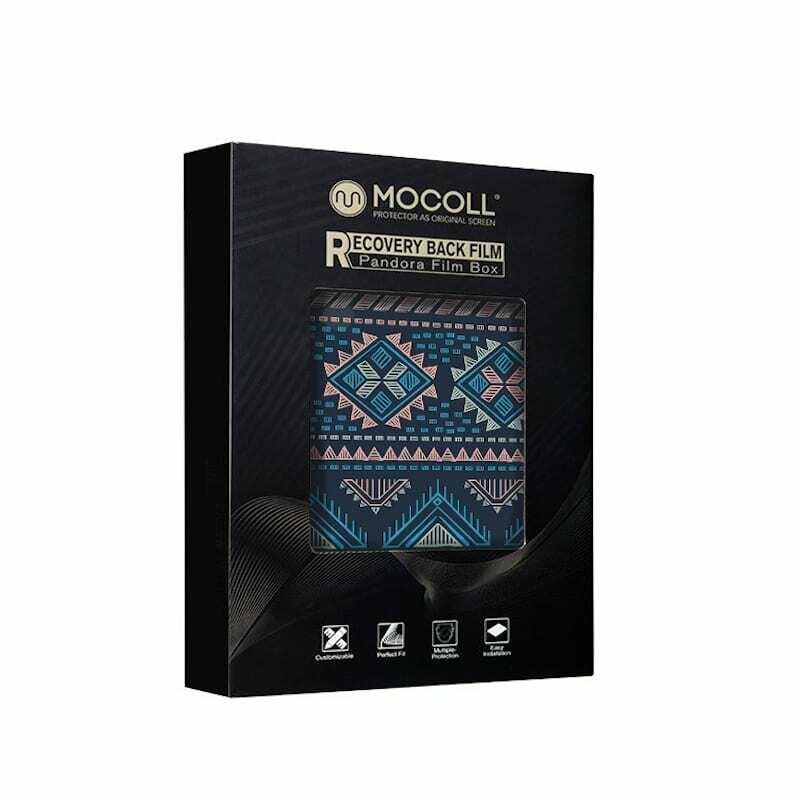 Mocoll Bohemian Texture Design 19 Back Film - 20pcs/Box