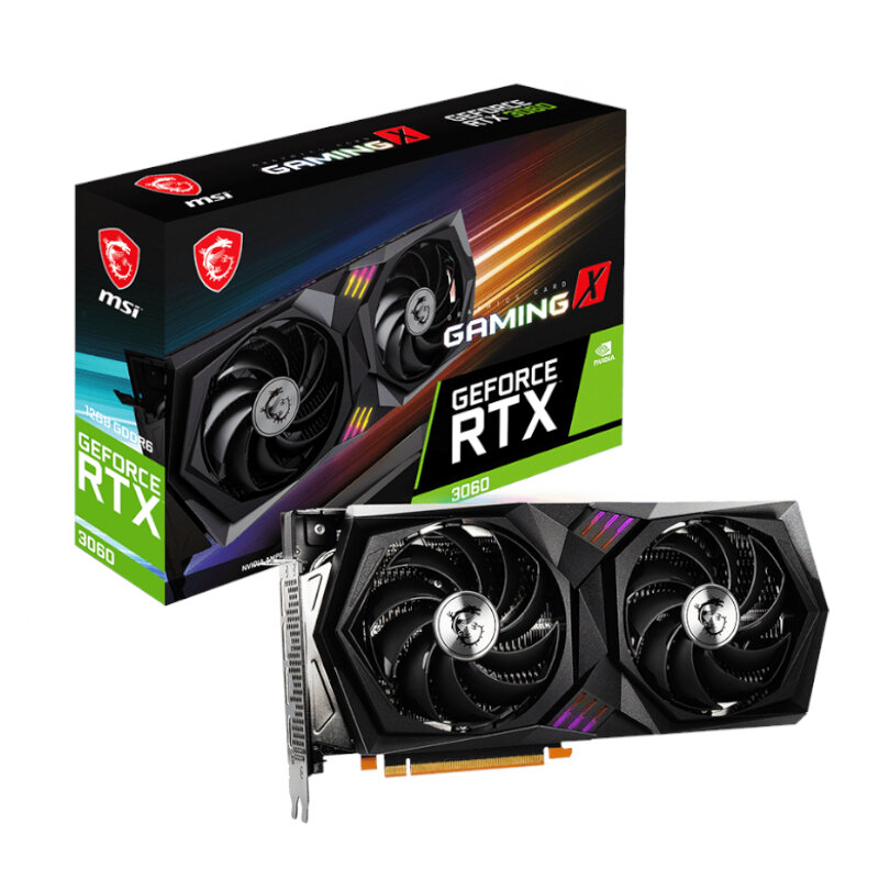 MSI GF RTX3060 12GB 192-BIT ML