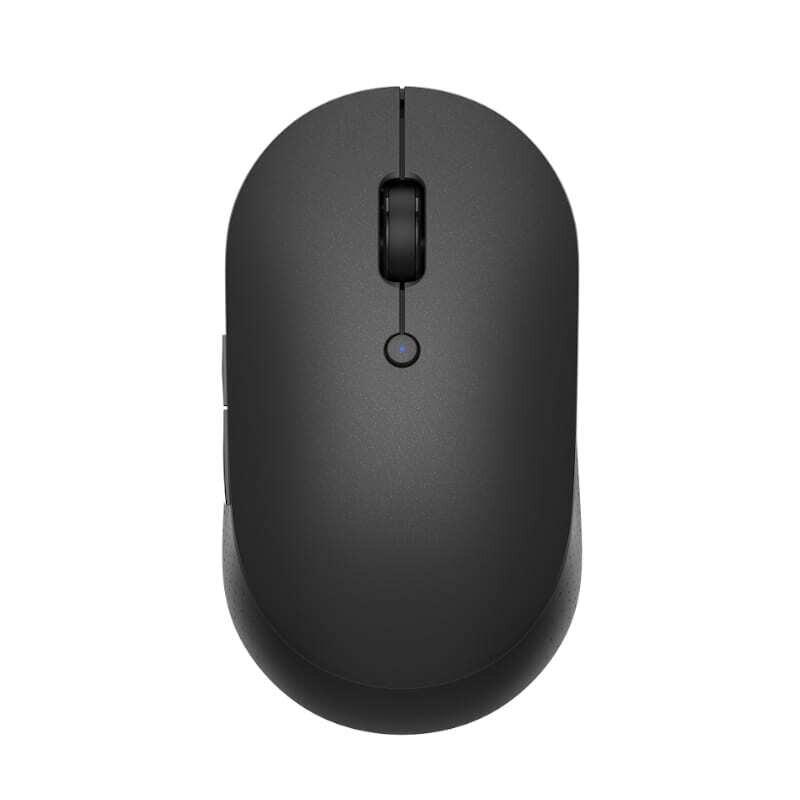 Xiaomi Mi Dual Mode Silent Wireless Mouse - Black