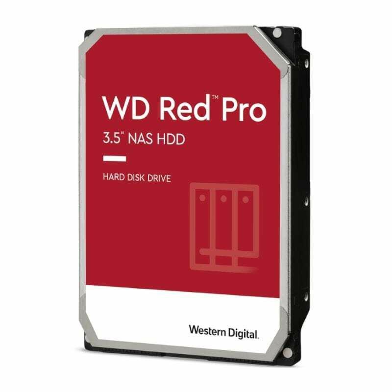 WD Red Pro 10TB 3.5 SATA 256MB
