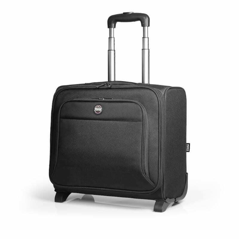 Port Designs HANOI II 15.6' Trolley Case Black