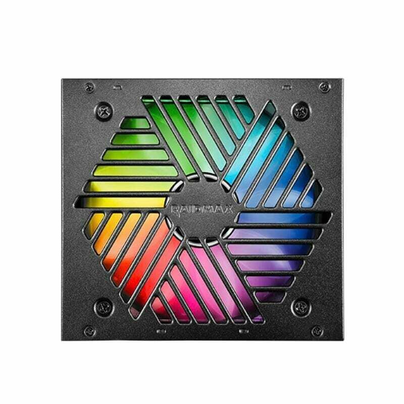 Raidmax Vortex RGB 700W Bronze Non-Modular PSU