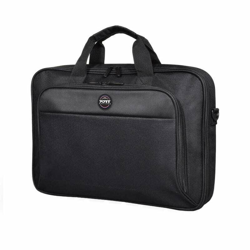 Port Designs HANOI 15.6' Clamshell Case Black