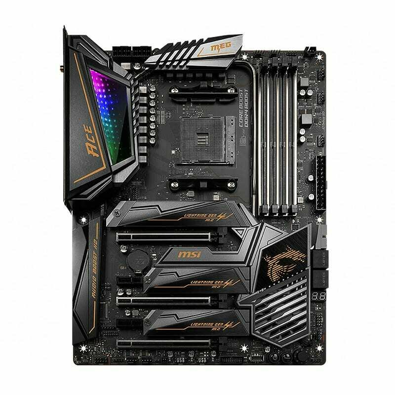MSI X570 ACE AMD AM4 ATX Gaming Motherboard