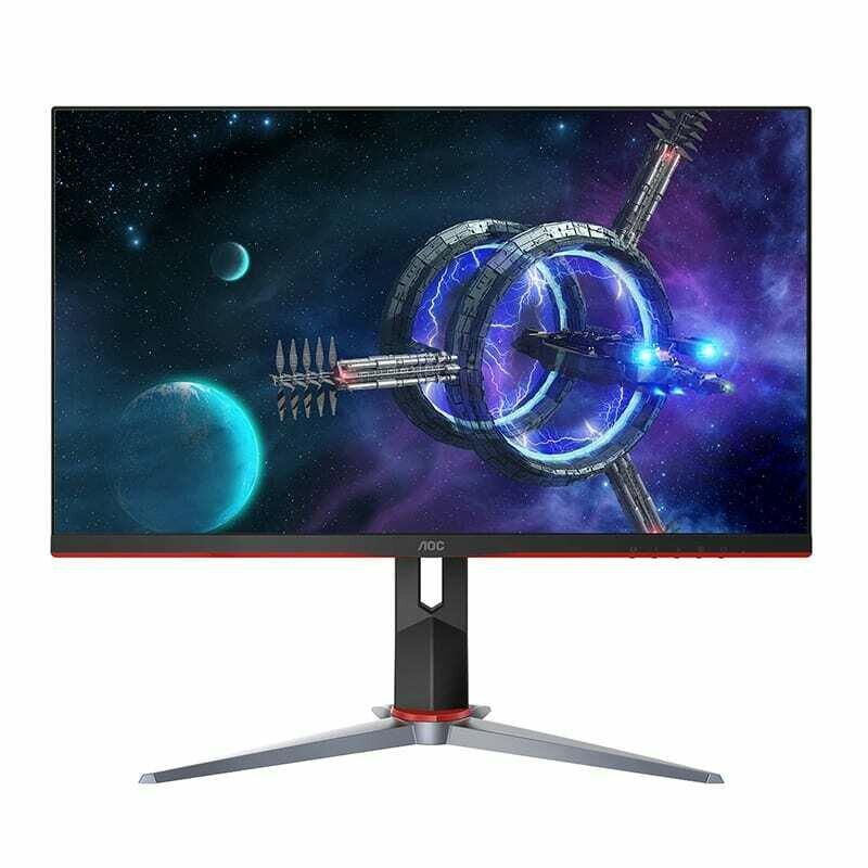 AOC Q27G2 Flat QHD 27 144Hz 1440p 1ms VA Gaming Monitor