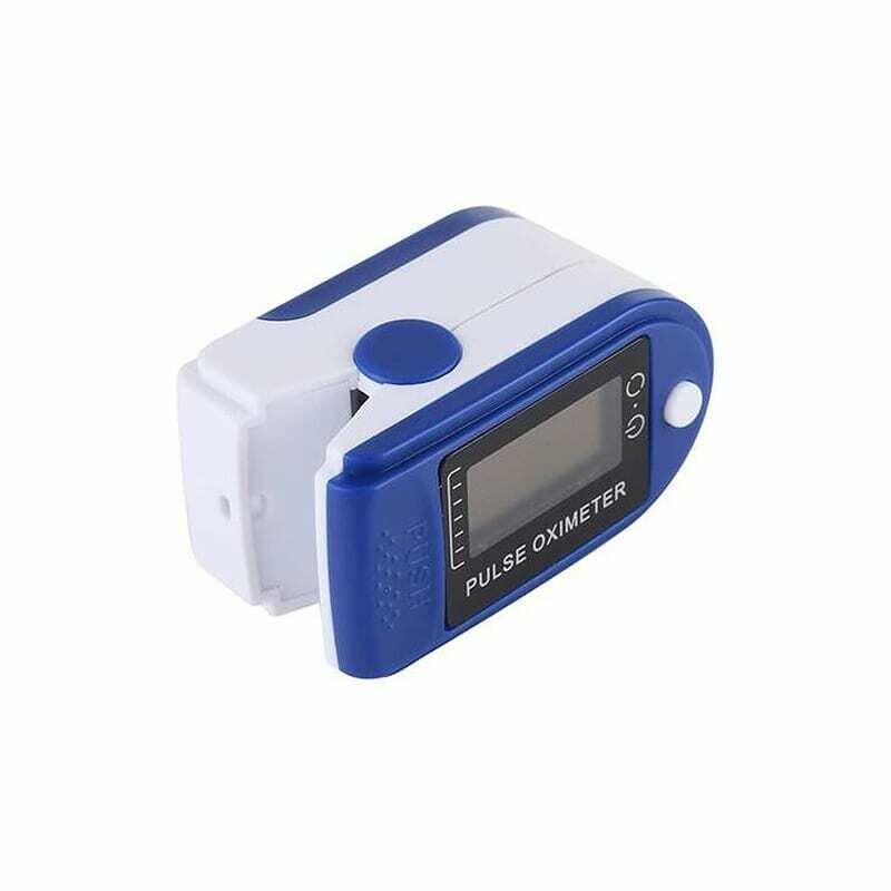 JZIKI Pulse Oximeter Fingertip Blood Oxygen Monitor,LED Display