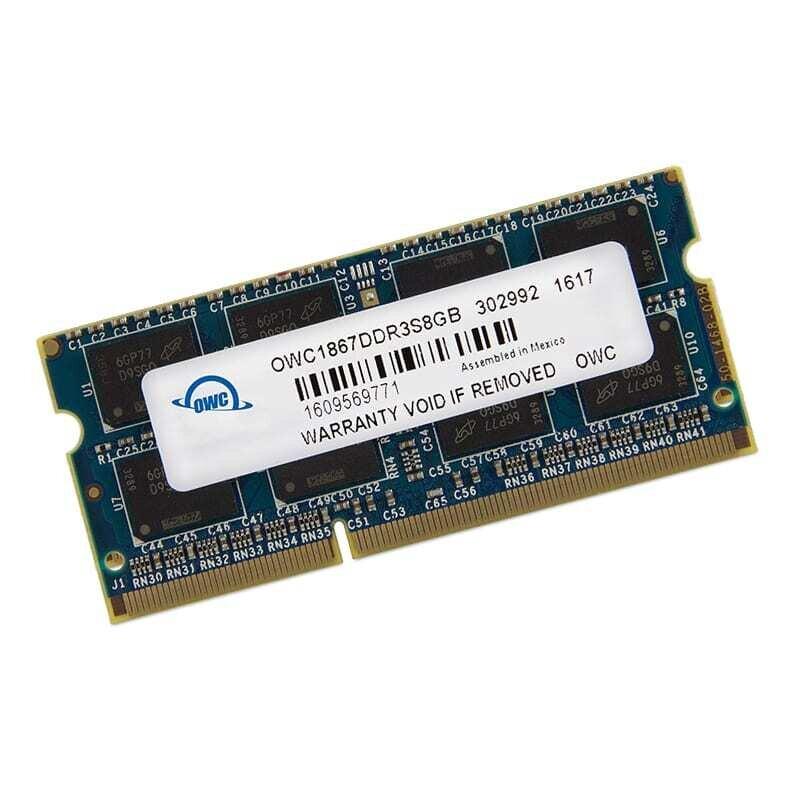 OWC Mac 8GB DDR3 1867MHz SO-DIMM