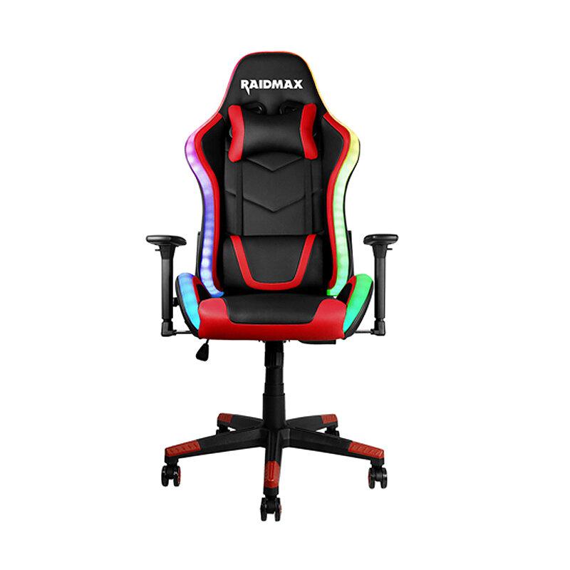 Raidmax DK925 ARGB Gaming Chair - Red