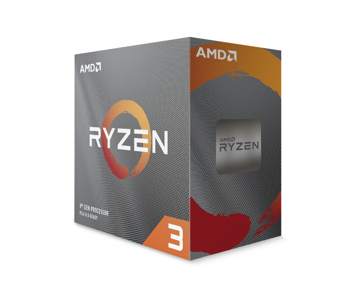 AMD RYZEN 3 3300X 4-CORE 3.8GHZ AM4