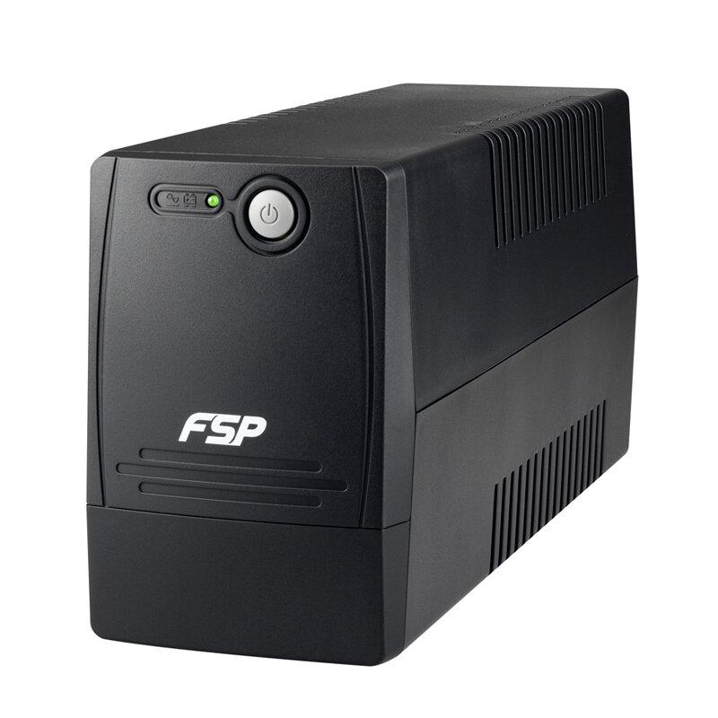 FSP FP600 600VA 2x Type-M 1x USB Com UPS