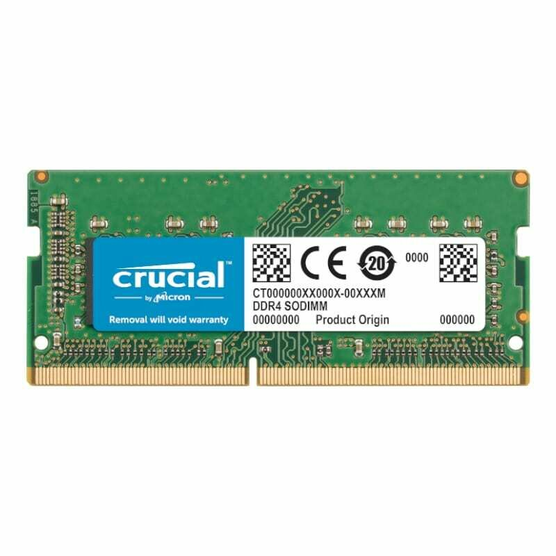 Crucial Mac 8GB DDR4 2666Mhz SO-DIMM