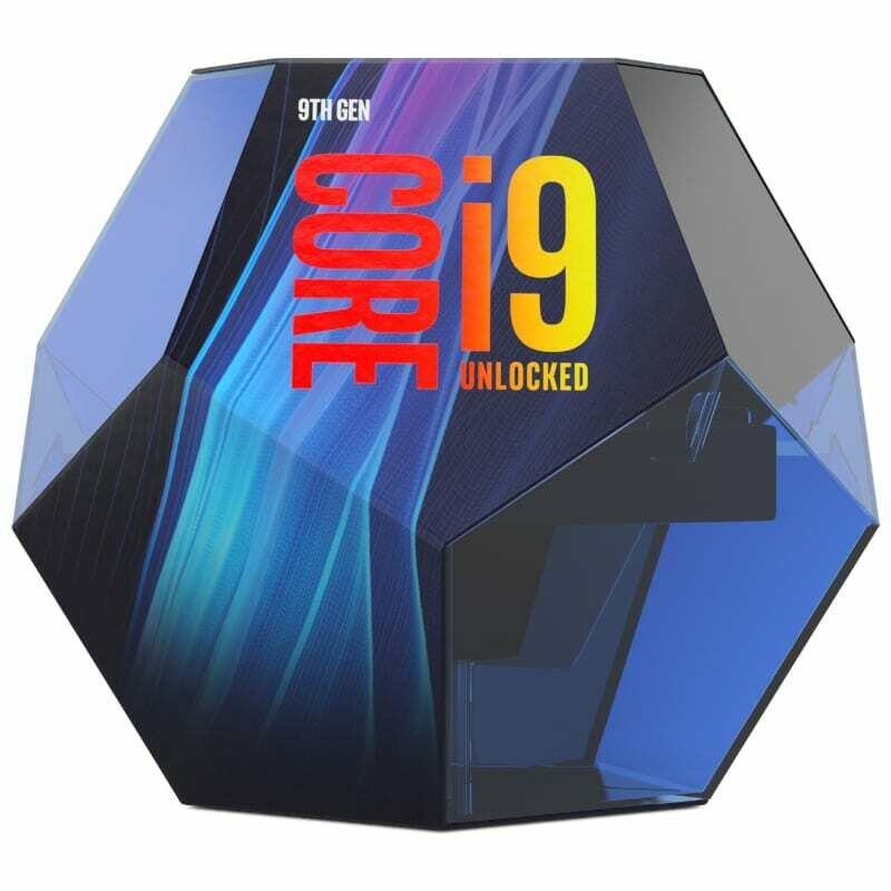 Intel Core i9 9900K 3.6GHZ 16MB LGA1151 CPU