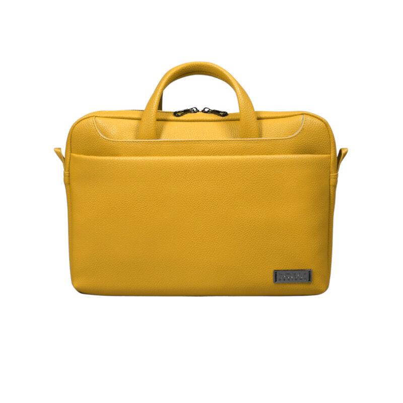 Port Designs ZURICH 13/14 Toploading Case Yellow